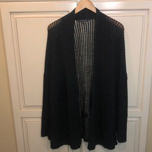 Eileen fisher merino wool cardigan sweater